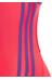 adidas 3 Stripes Badpak rood